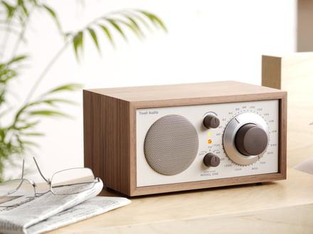 Le Model One de Tivoli Audio est un produit culte de la classe supérieure