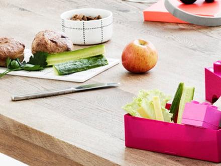 Lunchbox, Boîtes à sandwich