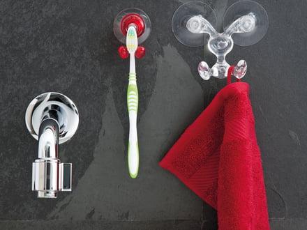 Support pour les brosses à dents