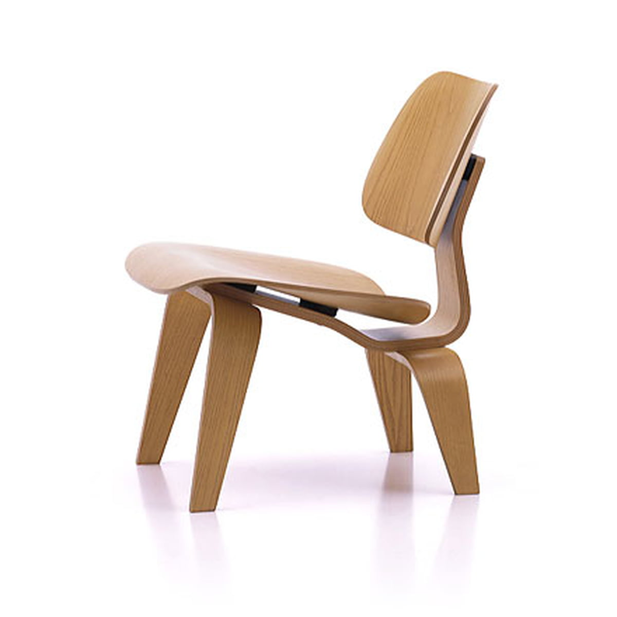Plywood group chaise lcw vitra boutique for Boutique vitra