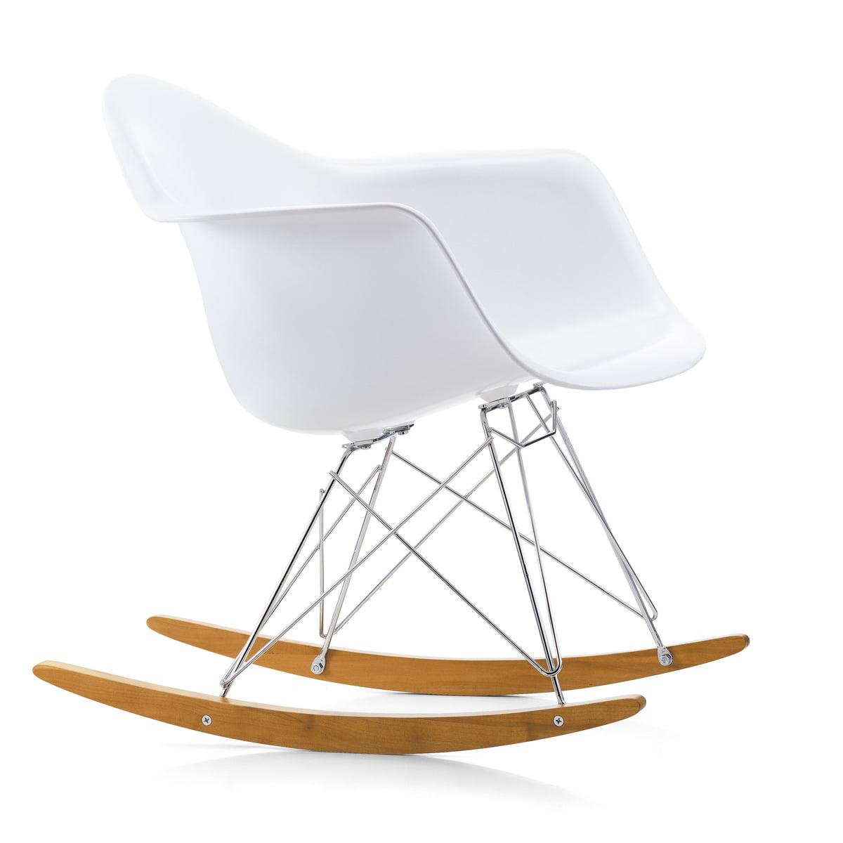 eames fauteuil Eames Plastic Armchair RAR