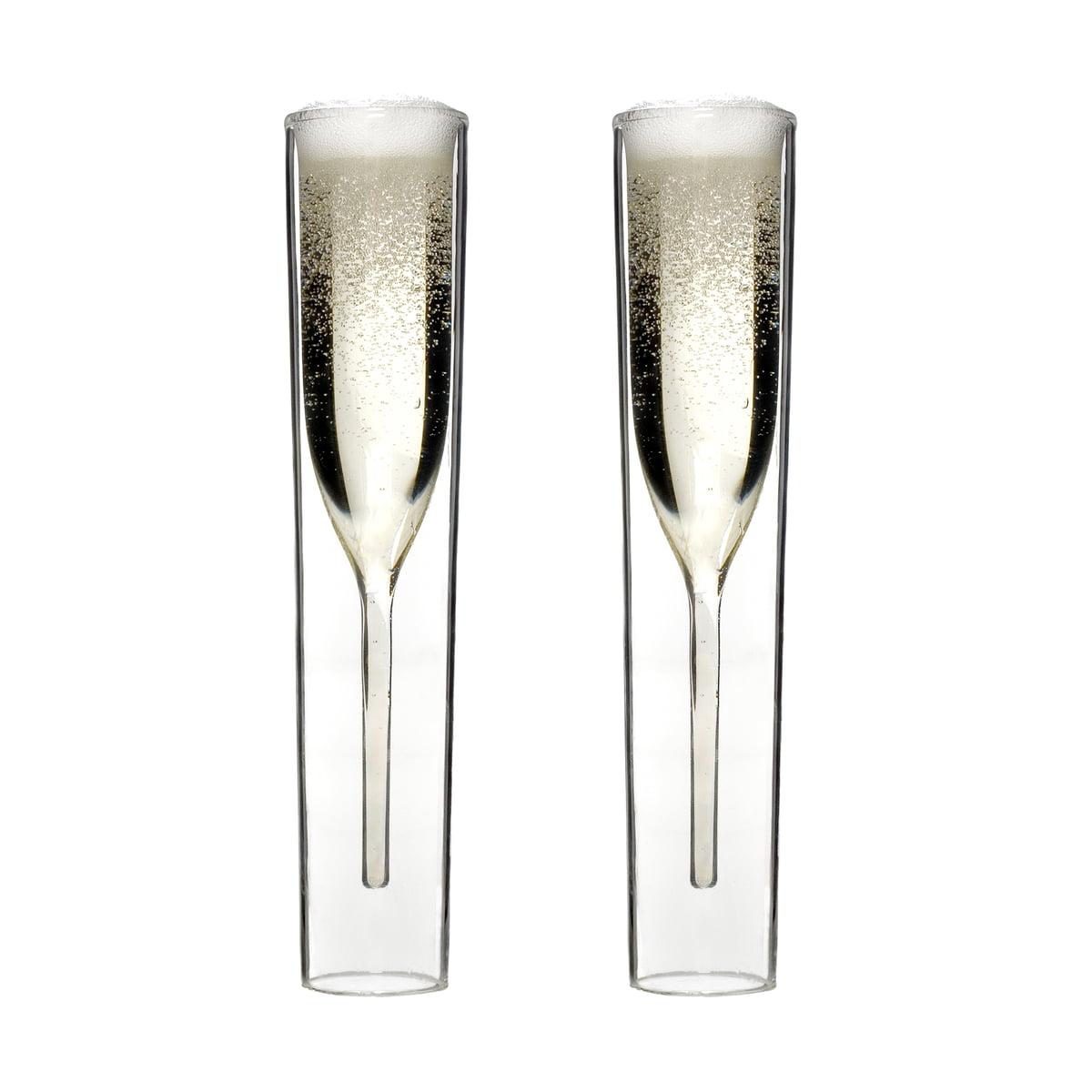 verre de champagne insideout by amt. Black Bedroom Furniture Sets. Home Design Ideas