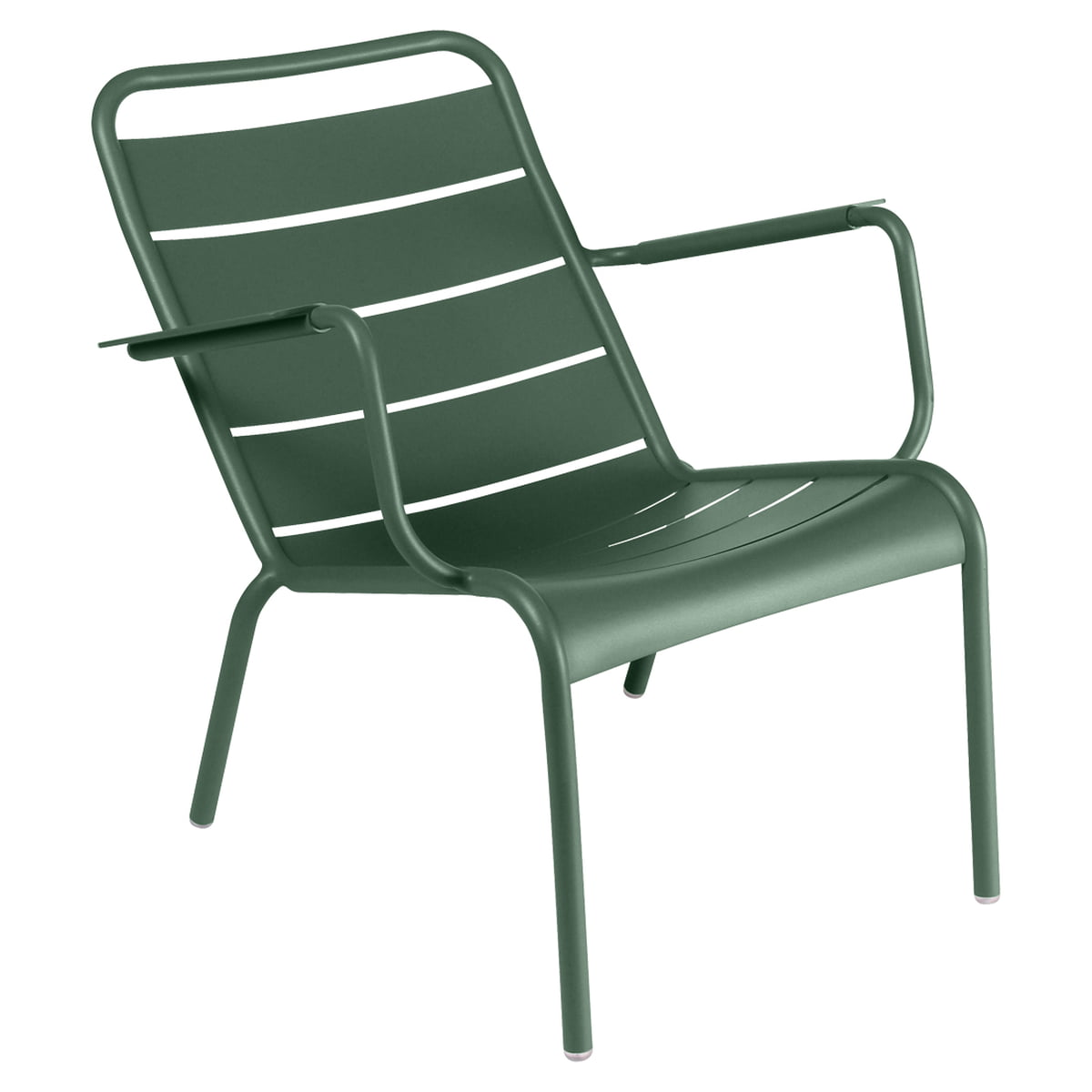 fauteuil bas luxembourg de fermob. Black Bedroom Furniture Sets. Home Design Ideas