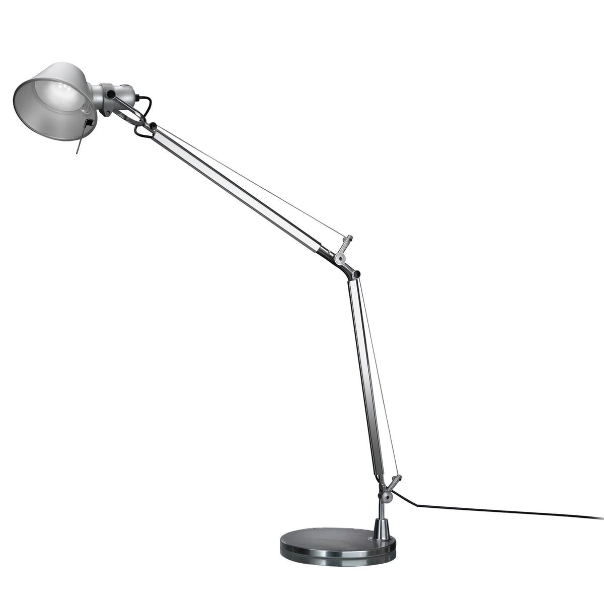 artemide tolomeo tavolo led lampe de table. Black Bedroom Furniture Sets. Home Design Ideas
