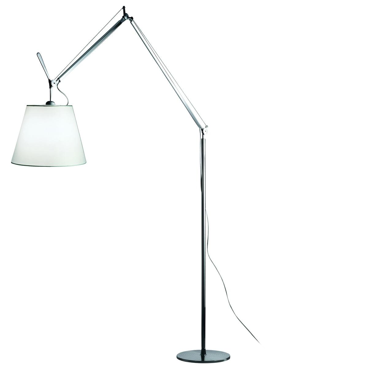 tolomeo mega terra lampadaire de artemide. Black Bedroom Furniture Sets. Home Design Ideas