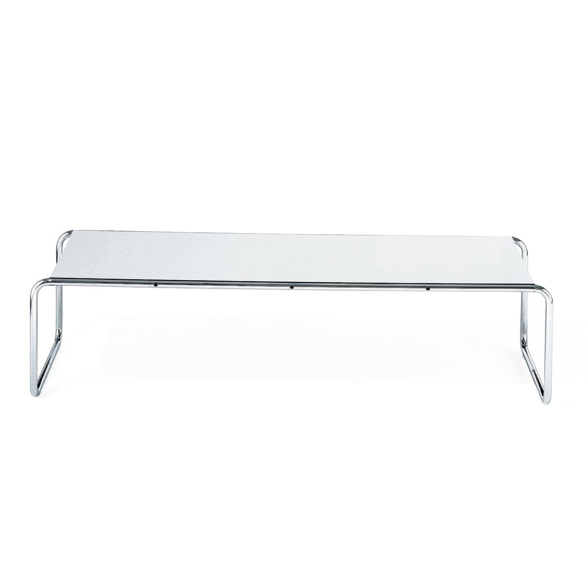 Knoll Laccio 2 Table Basse Blanc