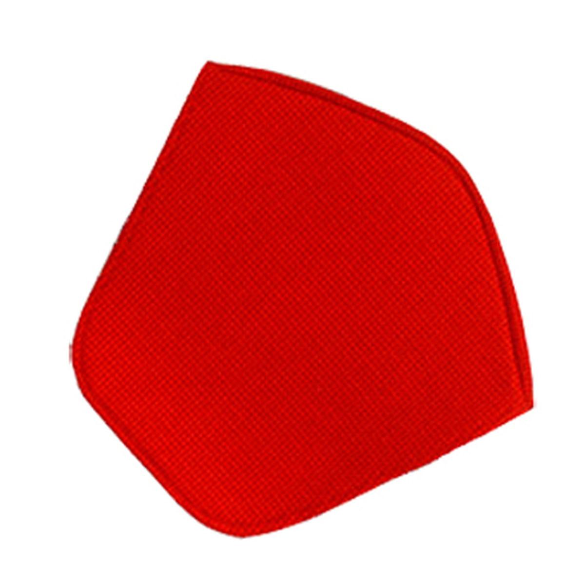 Knoll Coussin d'assise pour fauteuil Bertoia Diamond Tonus, rouge