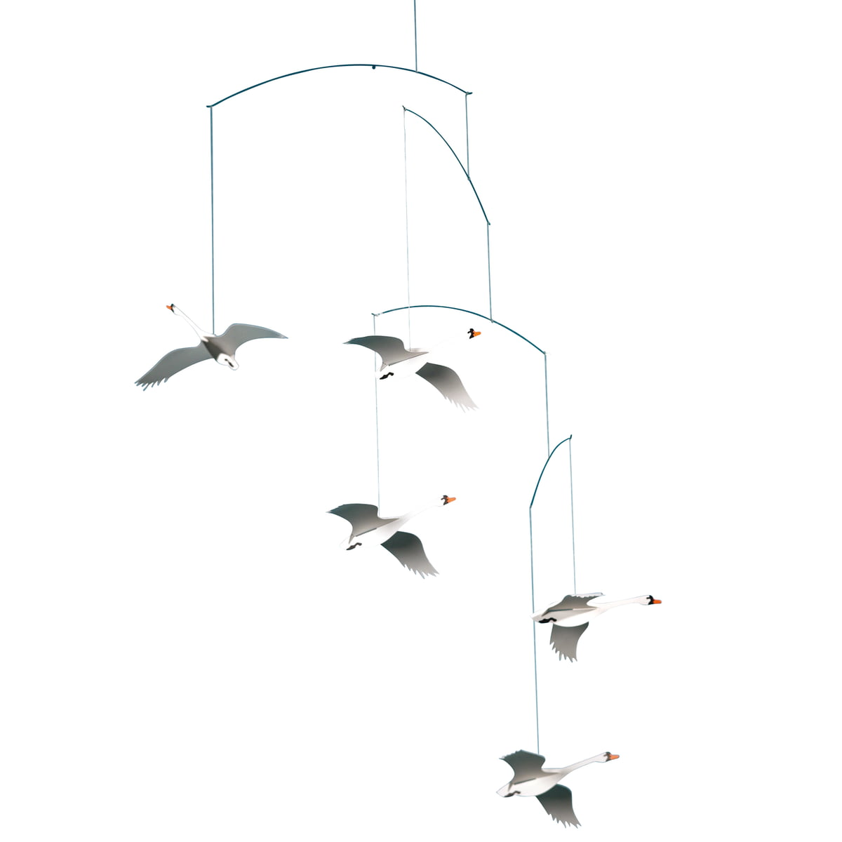 Flensted Mobiles Nursery Mobiles Swallow Mobile