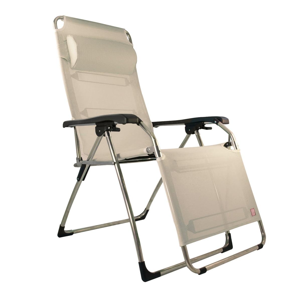 amida chaise longue en aluminium par fiam. Black Bedroom Furniture Sets. Home Design Ideas
