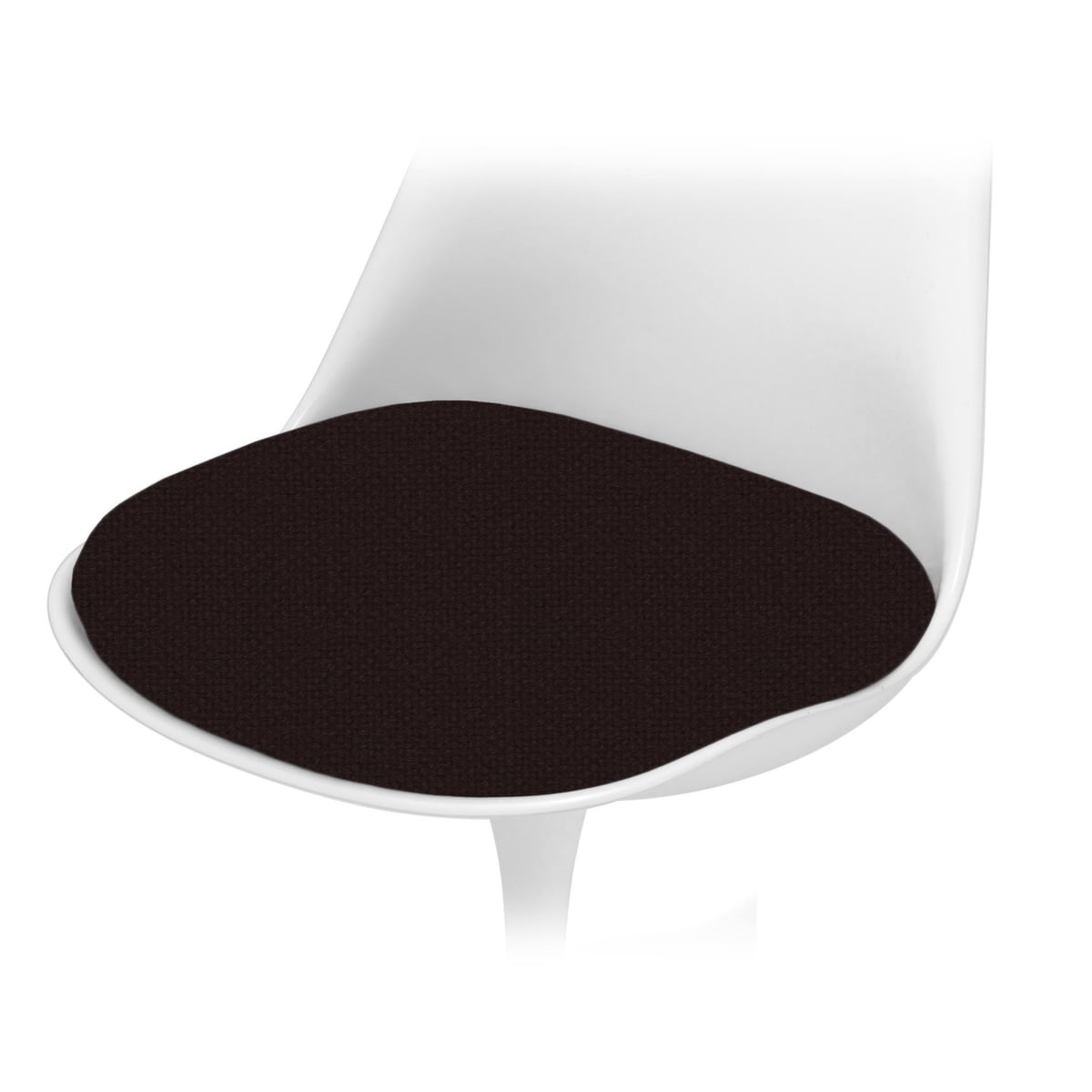 coussin d 39 assise pour chaise saarinen tulip knoll. Black Bedroom Furniture Sets. Home Design Ideas