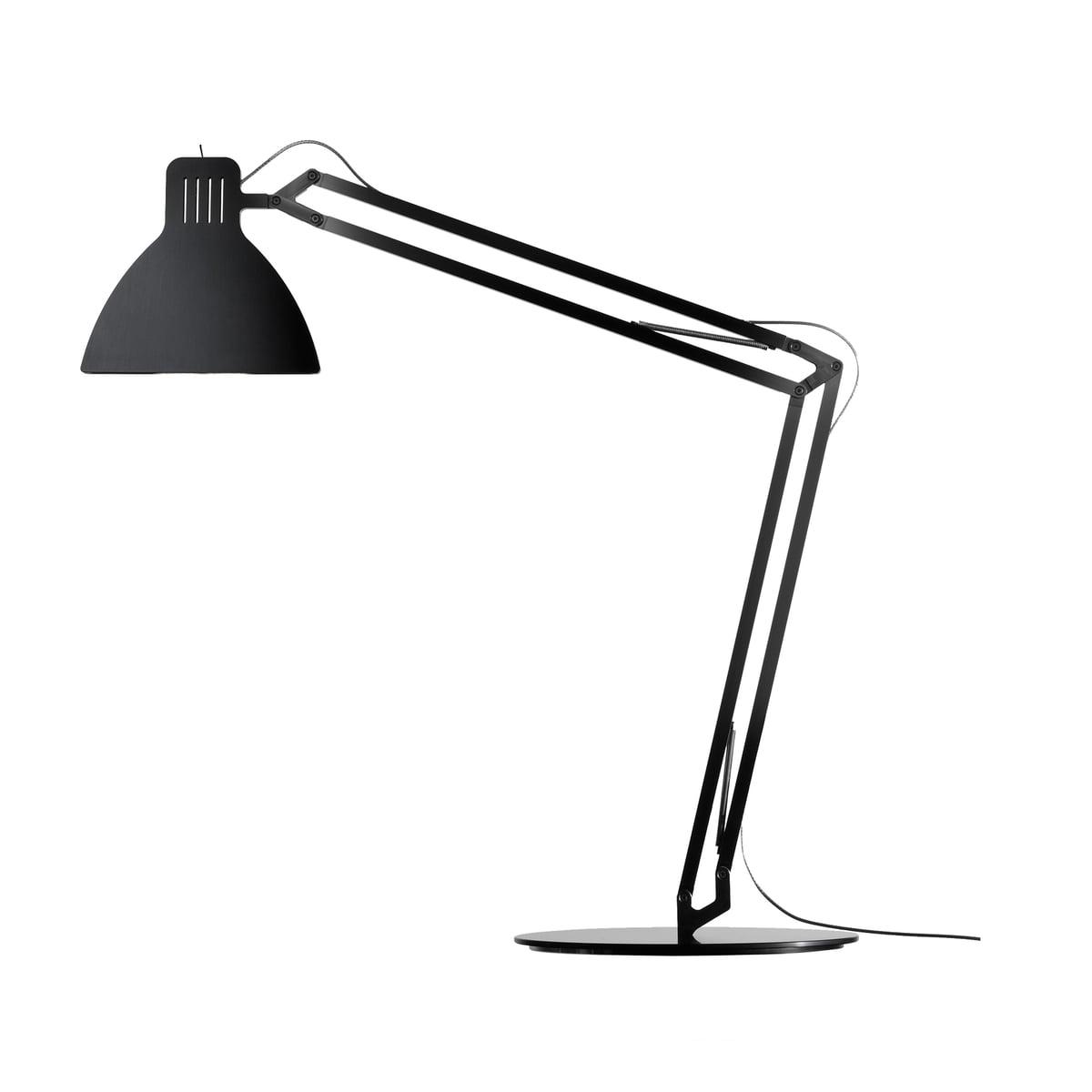 la lampe de table looksoflat d 39 ingo maurer. Black Bedroom Furniture Sets. Home Design Ideas