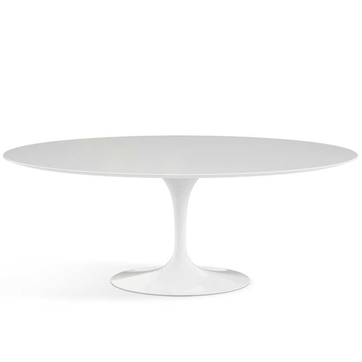 Table saarinen tulip de knoll - Saarinen table ovale ...