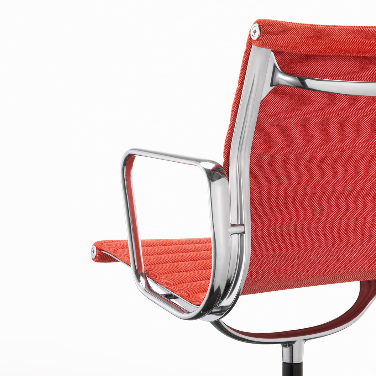 aluminium group ea 104 chaise pivotante vitra. Black Bedroom Furniture Sets. Home Design Ideas