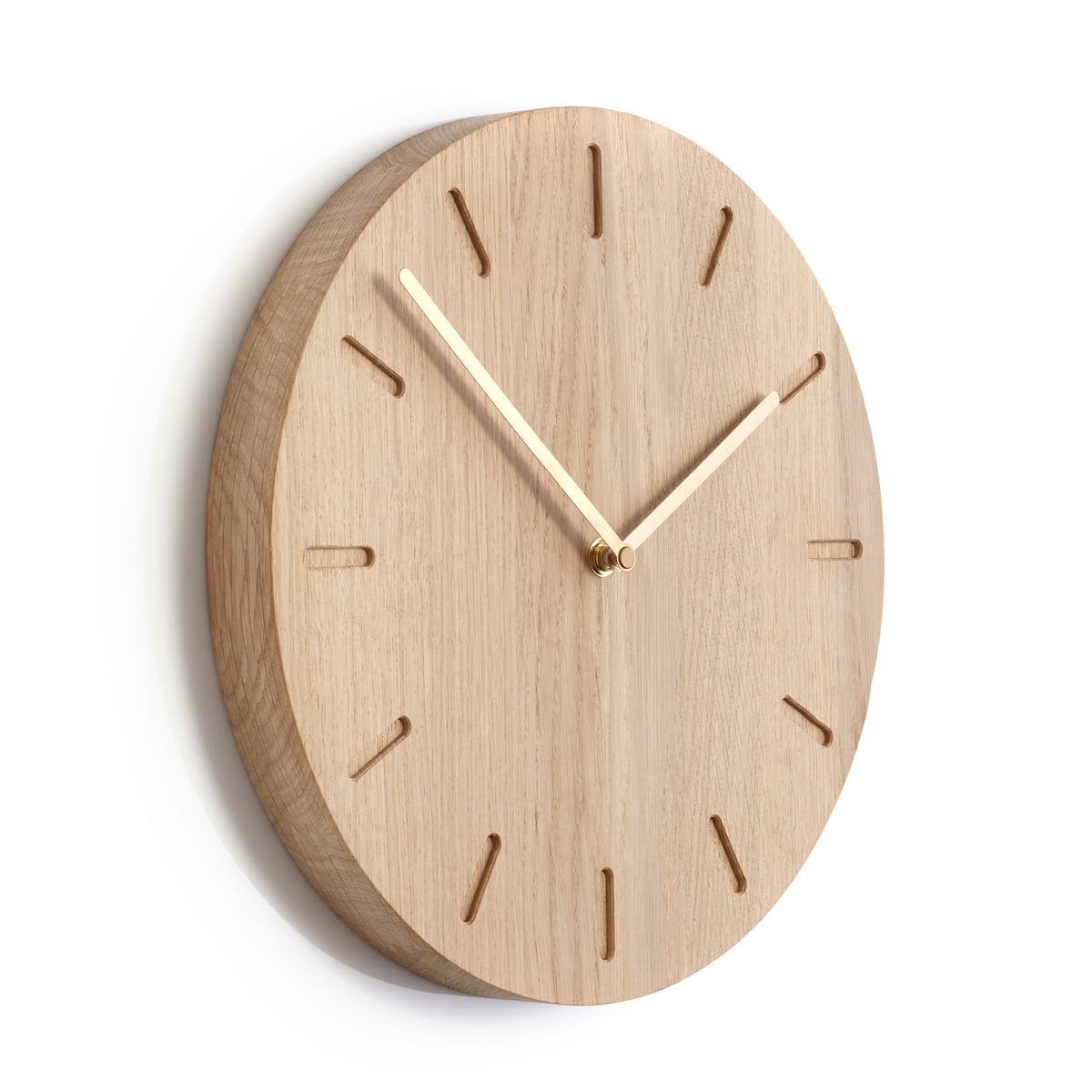 Applicata watch out horloge murale ch ne for Jolie horloge murale