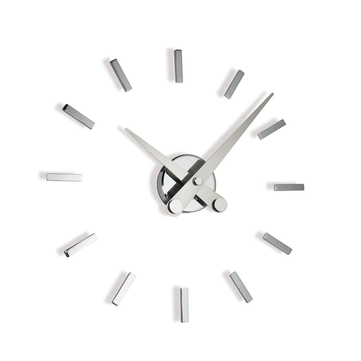 horloge murale puntos suspensivos de nomon. Black Bedroom Furniture Sets. Home Design Ideas