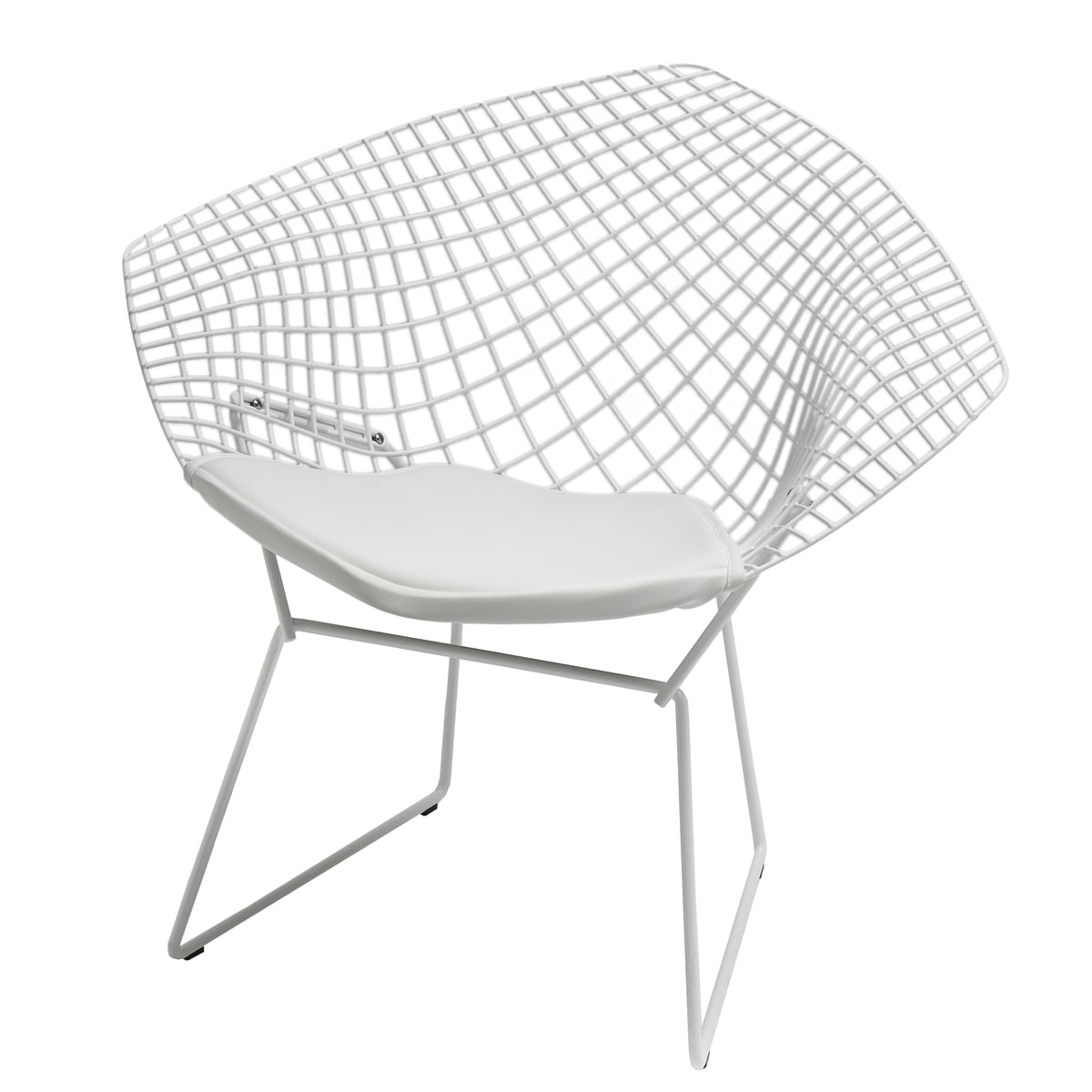 fauteuil bertoia diamond outdoor knoll. Black Bedroom Furniture Sets. Home Design Ideas