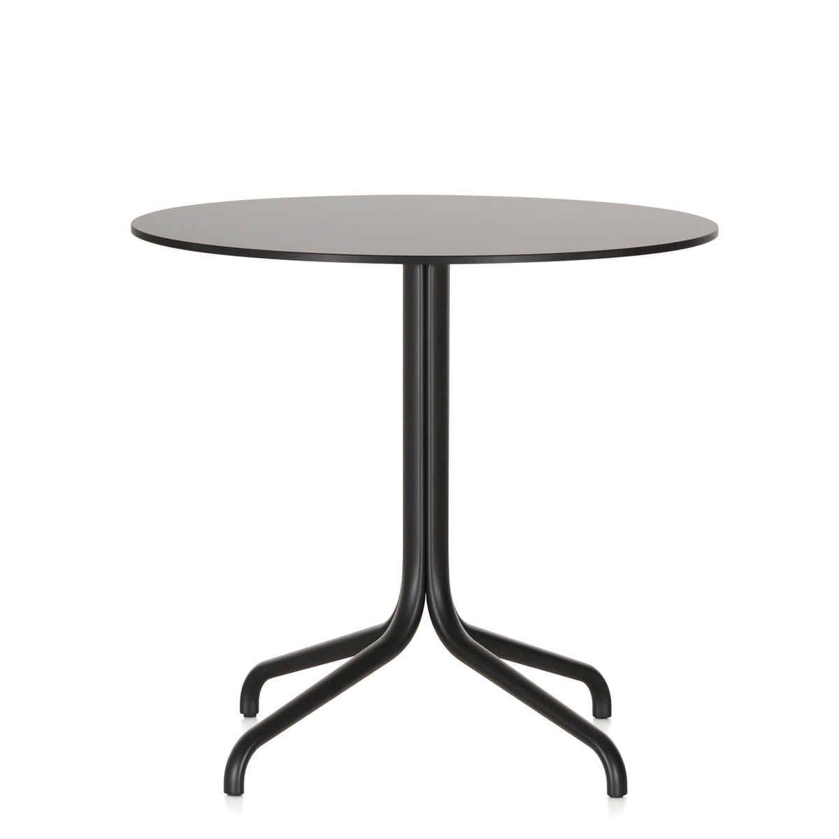 table d ext rieur ronde par vitra. Black Bedroom Furniture Sets. Home Design Ideas