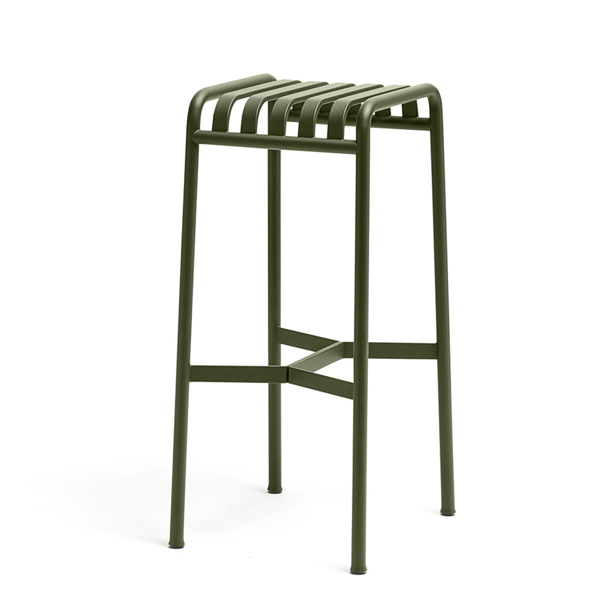 tabouret de bar palissade de hay. Black Bedroom Furniture Sets. Home Design Ideas