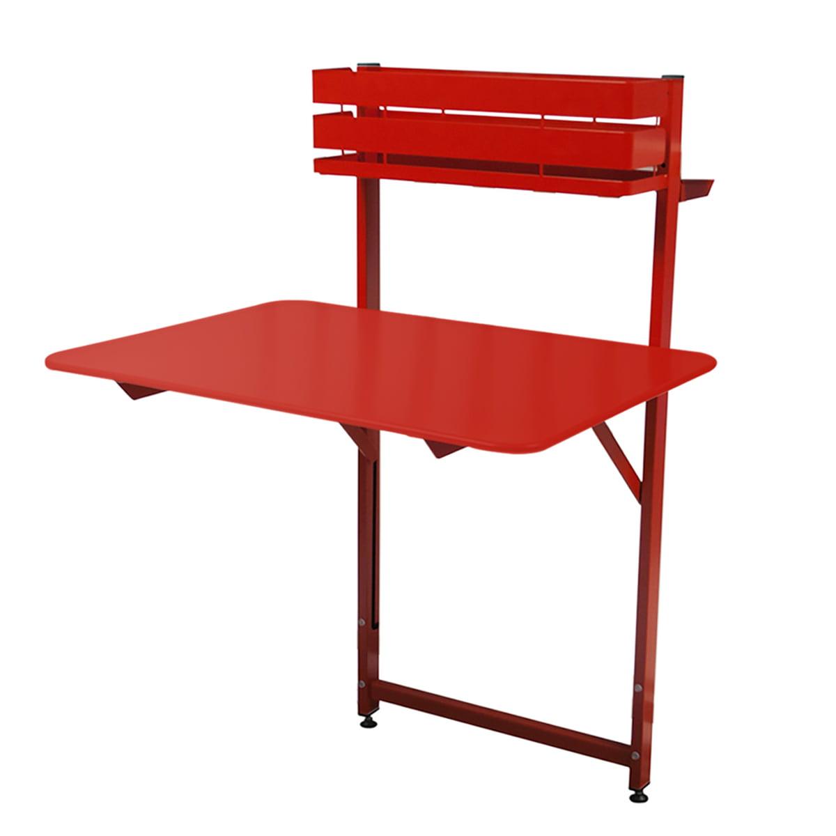 bistro table de balcon fermob connox. Black Bedroom Furniture Sets. Home Design Ideas