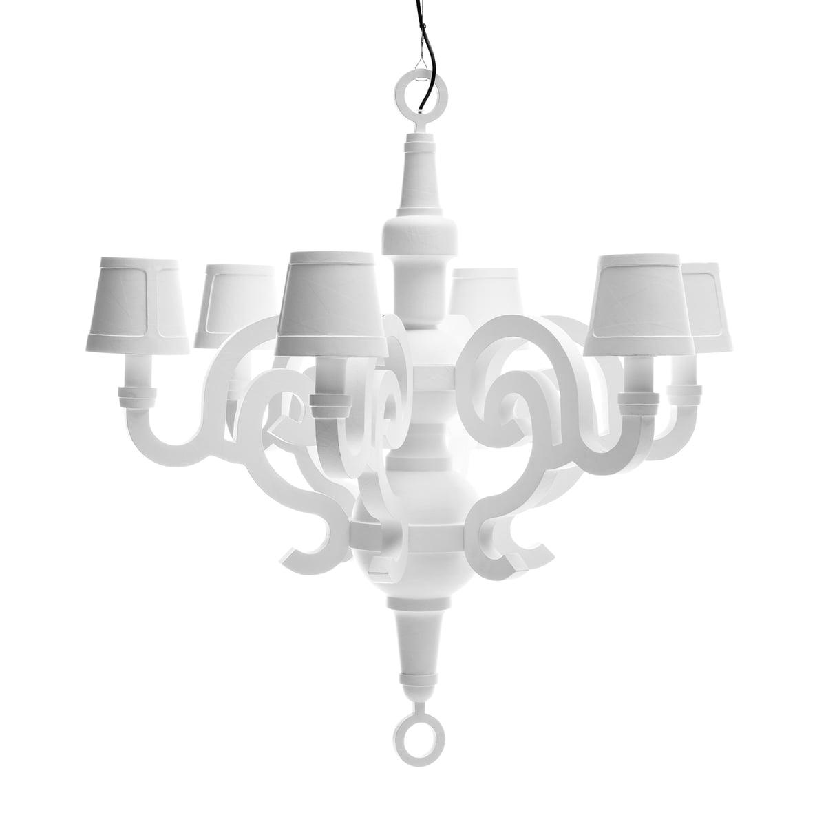 suspension lumineuse paper chandelier de moooi. Black Bedroom Furniture Sets. Home Design Ideas