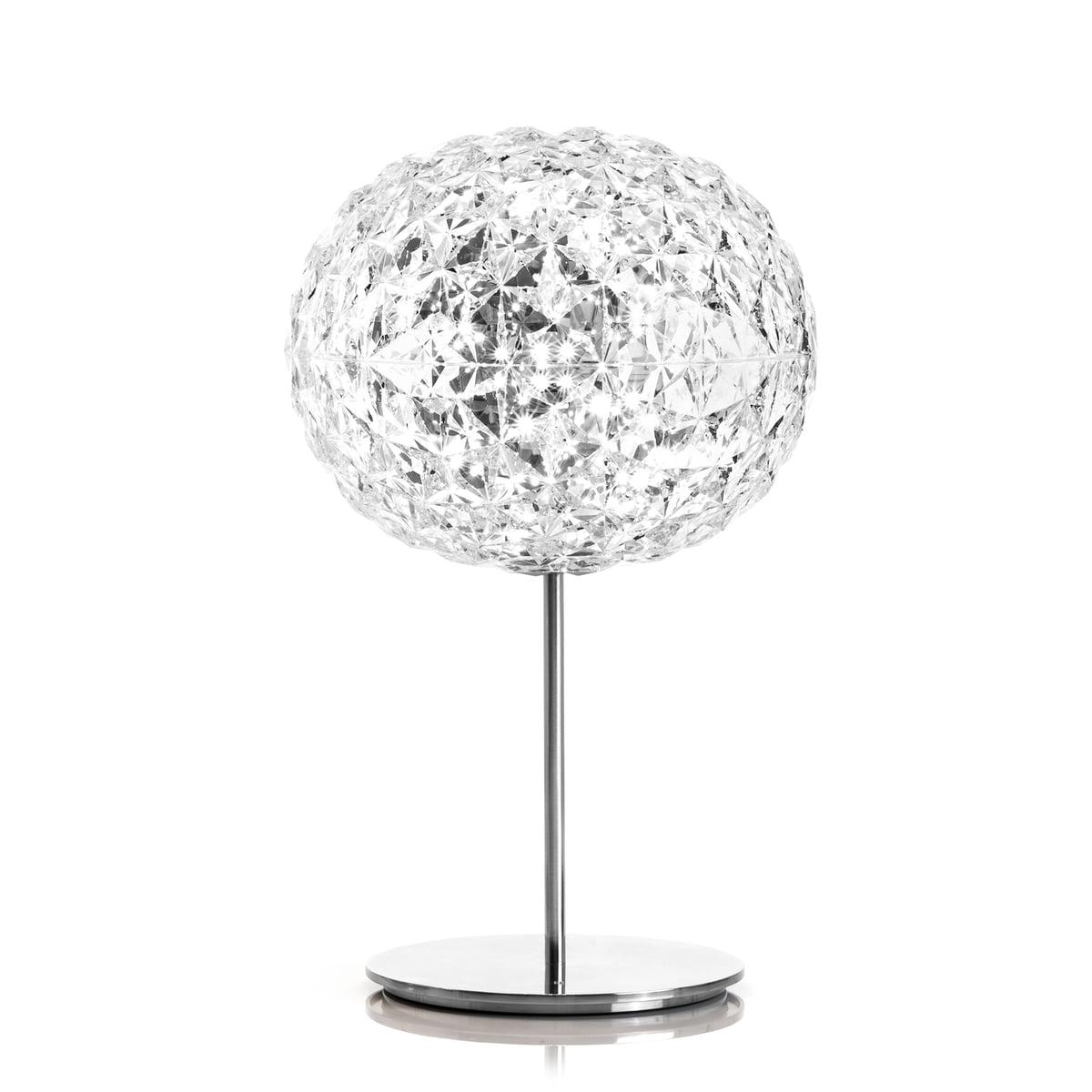lampe de table led planet kartell. Black Bedroom Furniture Sets. Home Design Ideas