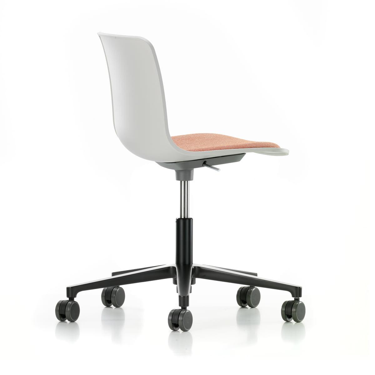 chaise de bureau pivotante hal studio vitra. Black Bedroom Furniture Sets. Home Design Ideas
