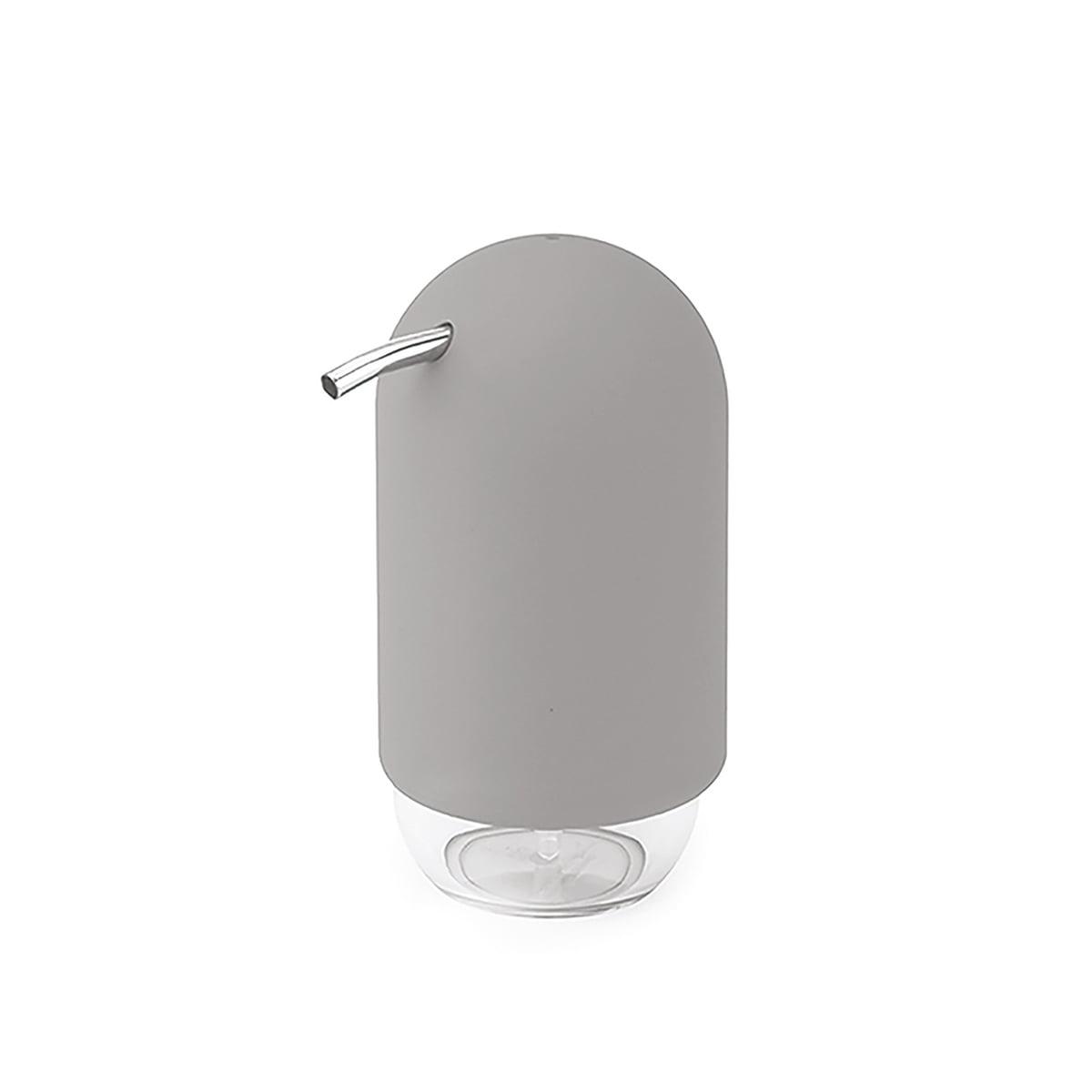 Umbra de Savon Bol Touch ovales repose-savon Soft Touch plastique pastel