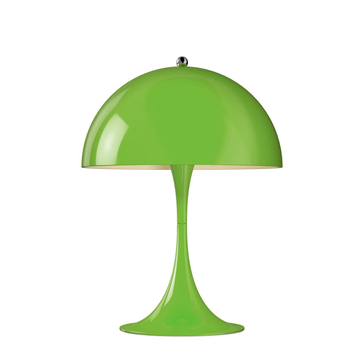 lampe de table panthella mini louis poulsen. Black Bedroom Furniture Sets. Home Design Ideas