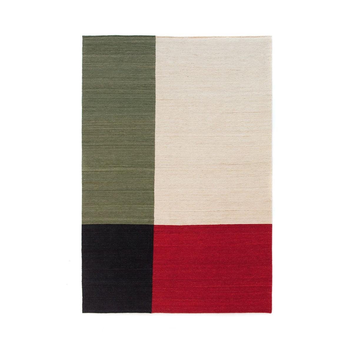tapis mélange colour de nanimarquina