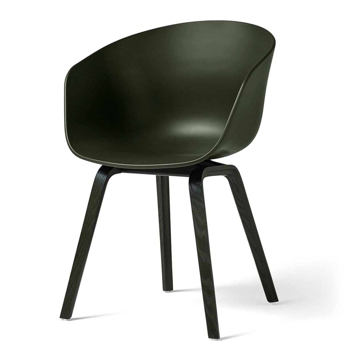 22Holz About Vierbeingestellschwarz Chair A AAC Hay schwarzFilzgleiter eWQroCBEdx