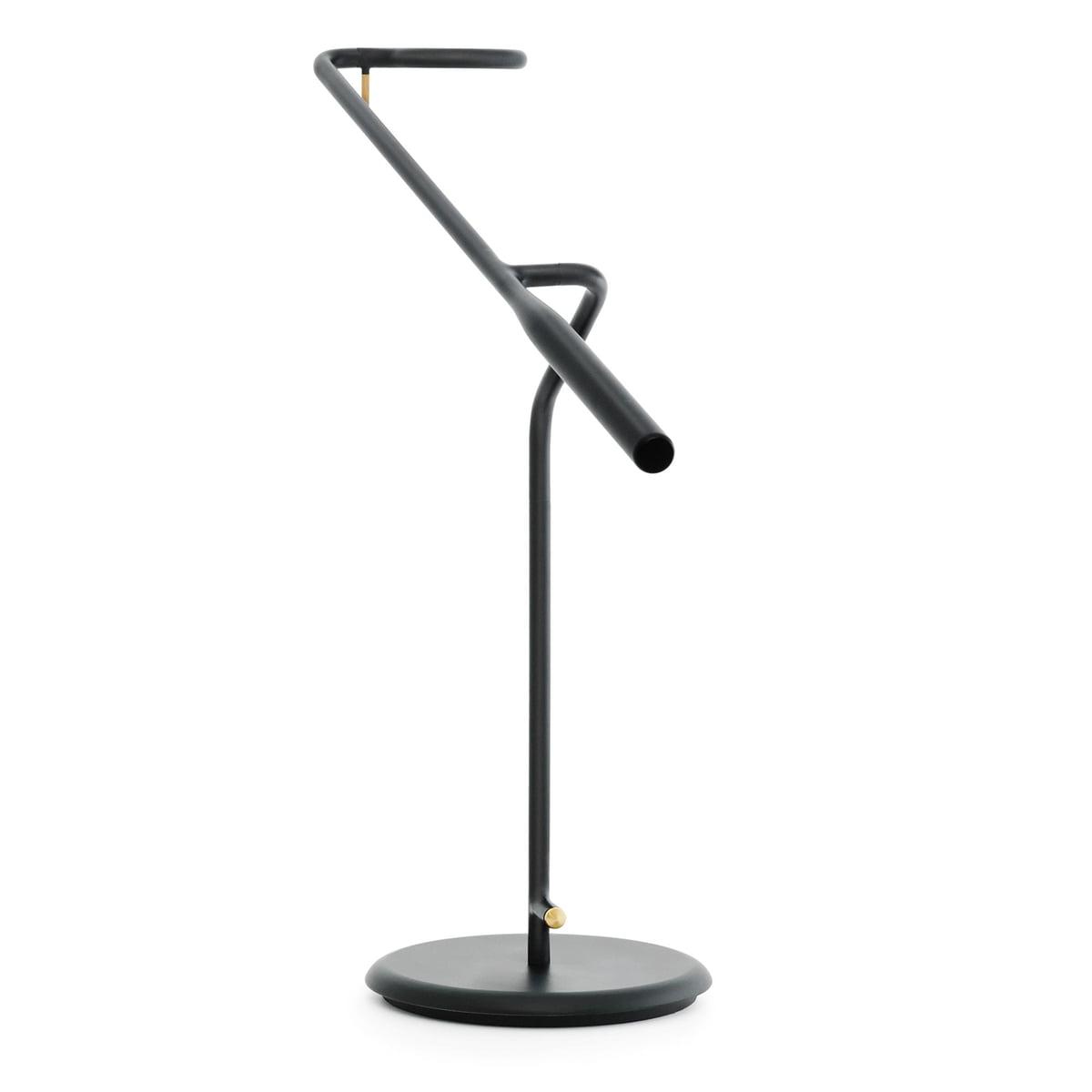 lampe de table flow de normann copenhagen. Black Bedroom Furniture Sets. Home Design Ideas