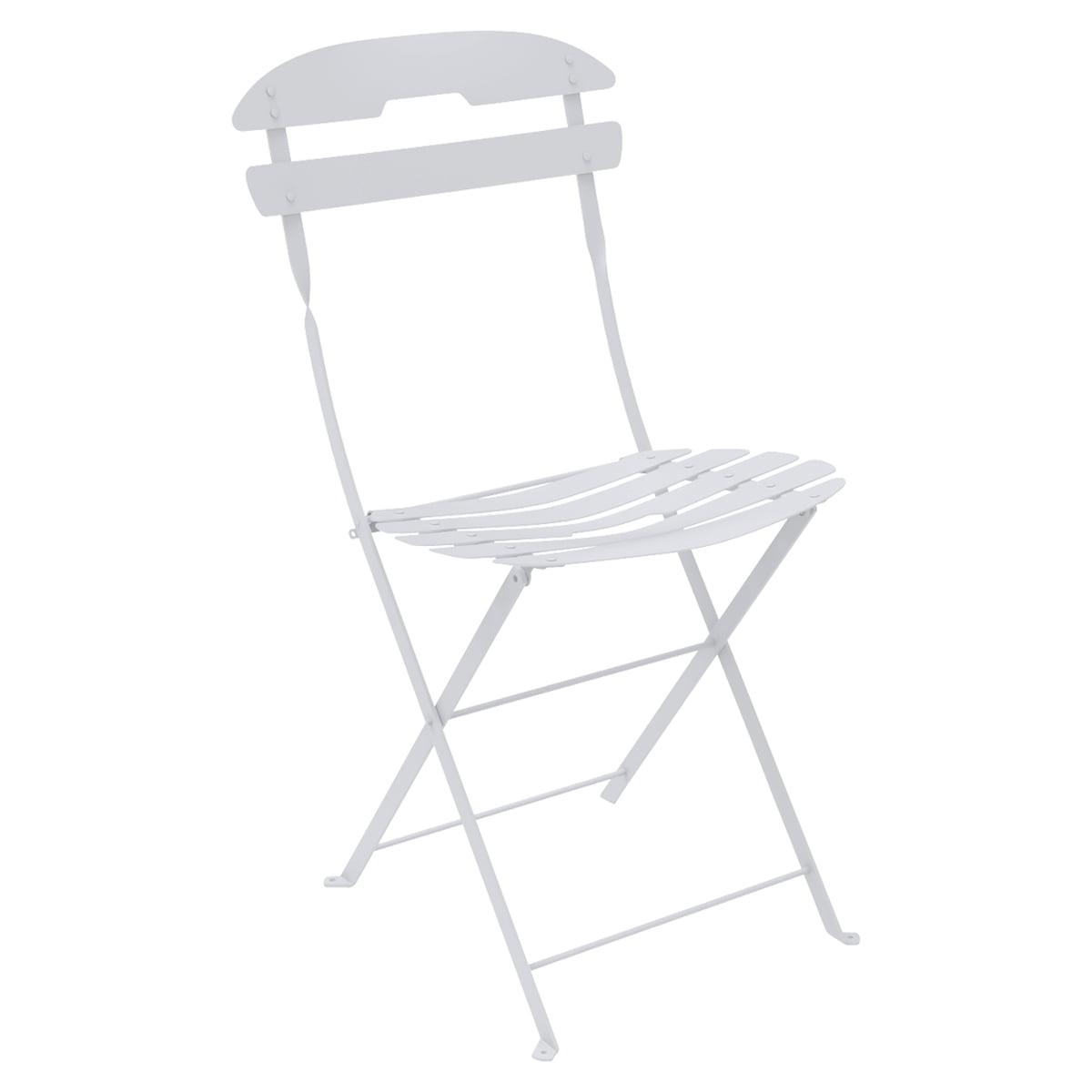 Fermob Chaise La Môme, coton blanc