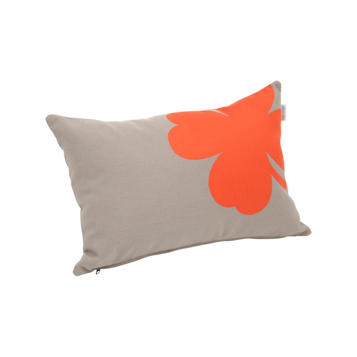 coussin outdoor tr fle 44 x 30 cm de fermob. Black Bedroom Furniture Sets. Home Design Ideas