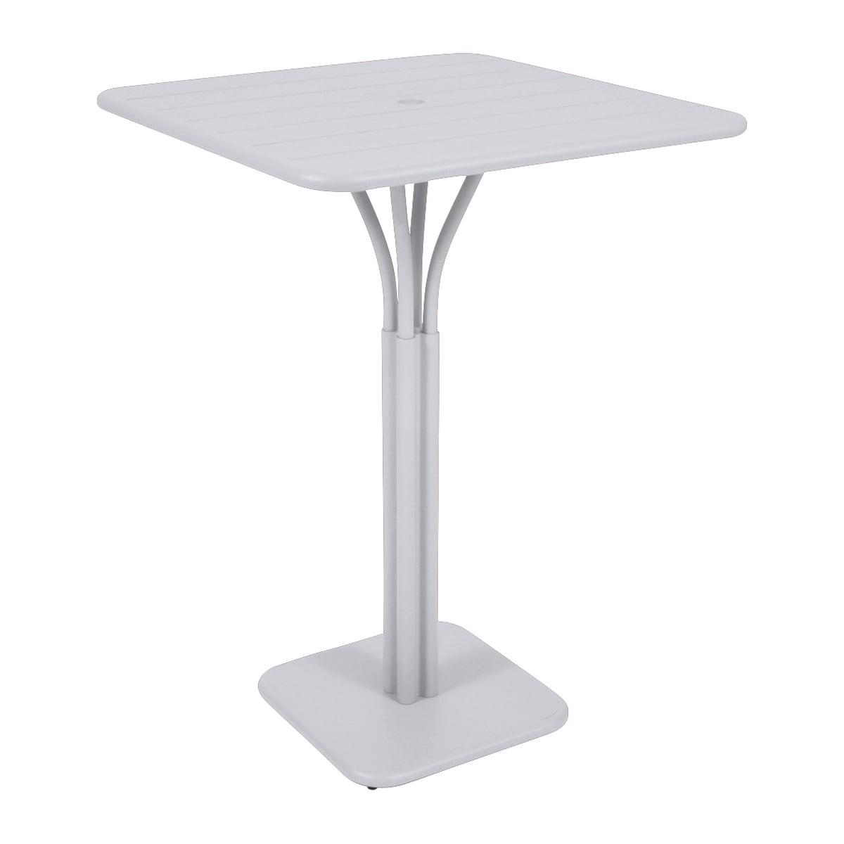 Table Haute Luxembourg 80 X 80 Cm De Fermob
