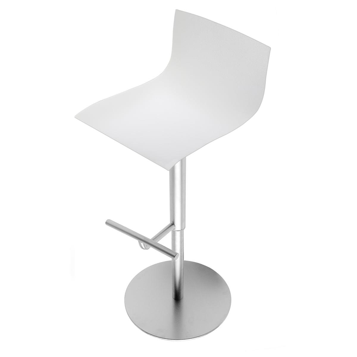 thin tabouret de bar par la palma. Black Bedroom Furniture Sets. Home Design Ideas