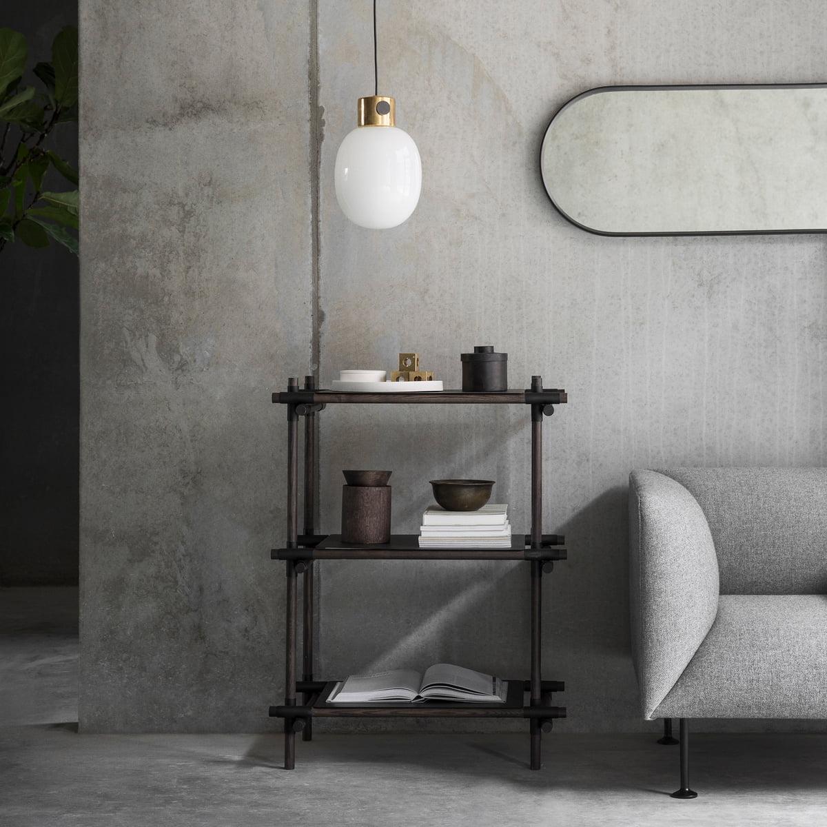 Miroir mural Norm Oval de Menu | Connox