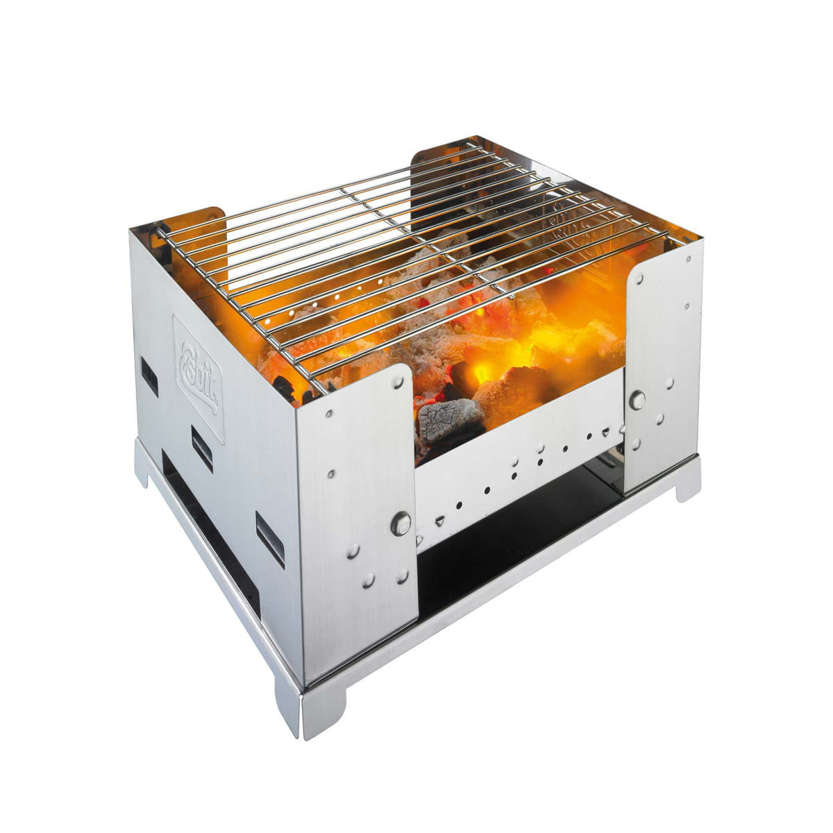 barbecue pliant bbq300s par esbit. Black Bedroom Furniture Sets. Home Design Ideas