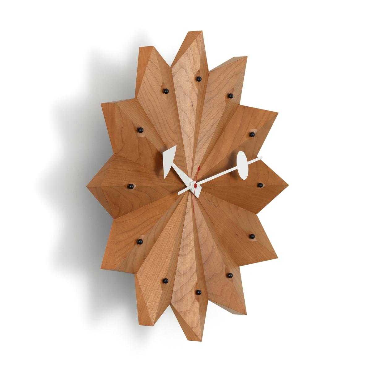 horloge par george nelson | vitra | connox