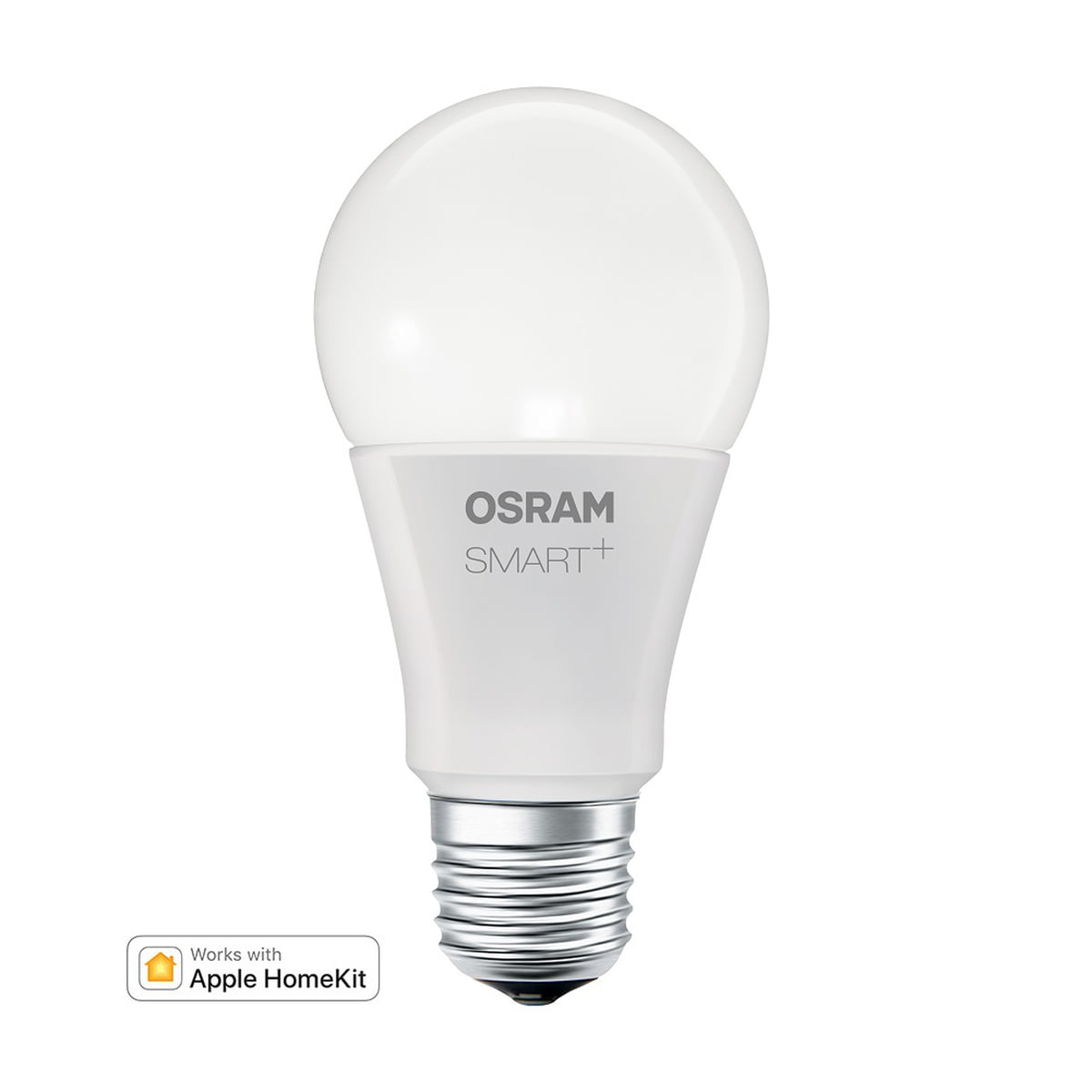 Lampe Osram SmartClassic Apple A60 Pour Home Kit Multicolor Rgbw Led E27 Ajq4L35R