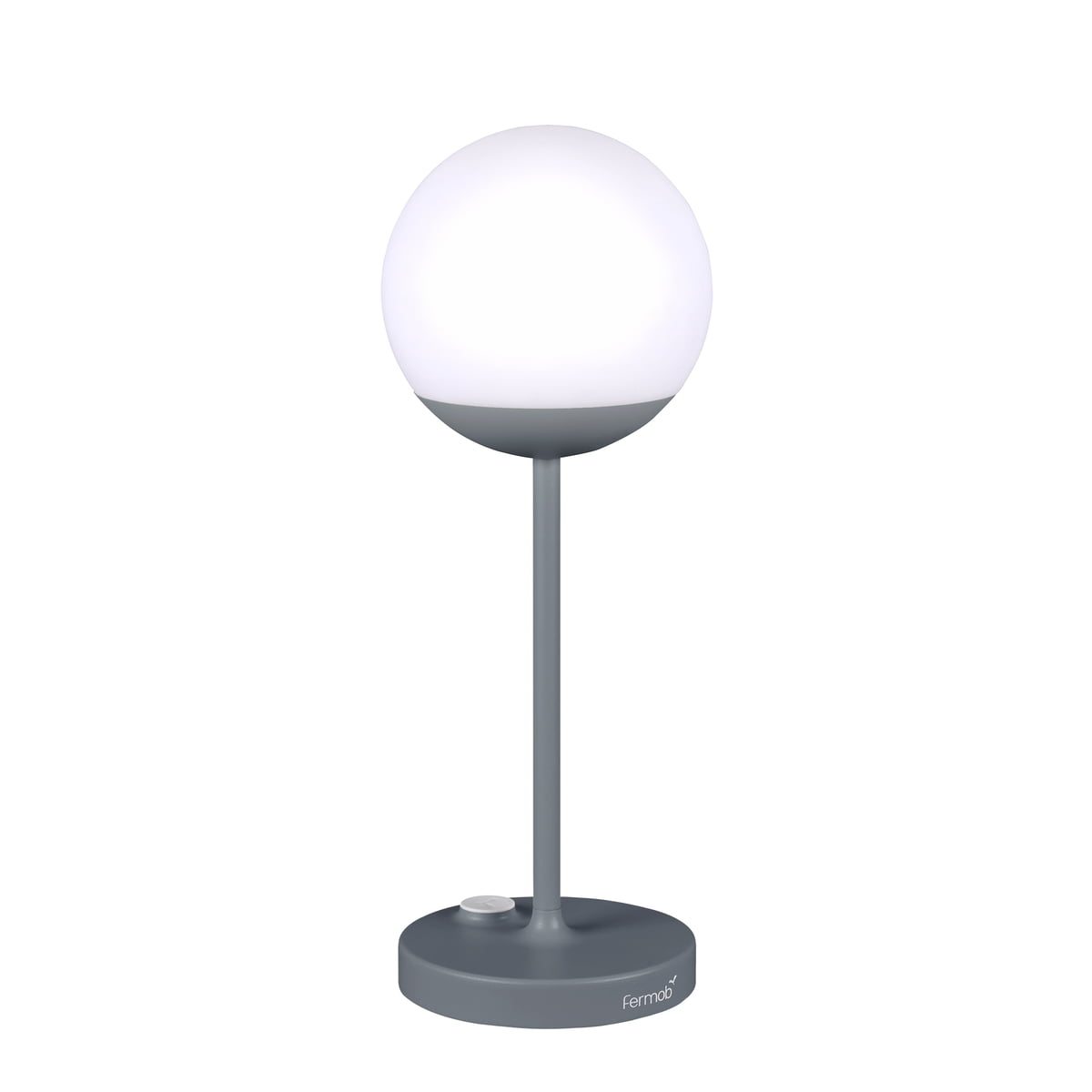 luminaire led batterie mooon fermob connox. Black Bedroom Furniture Sets. Home Design Ideas