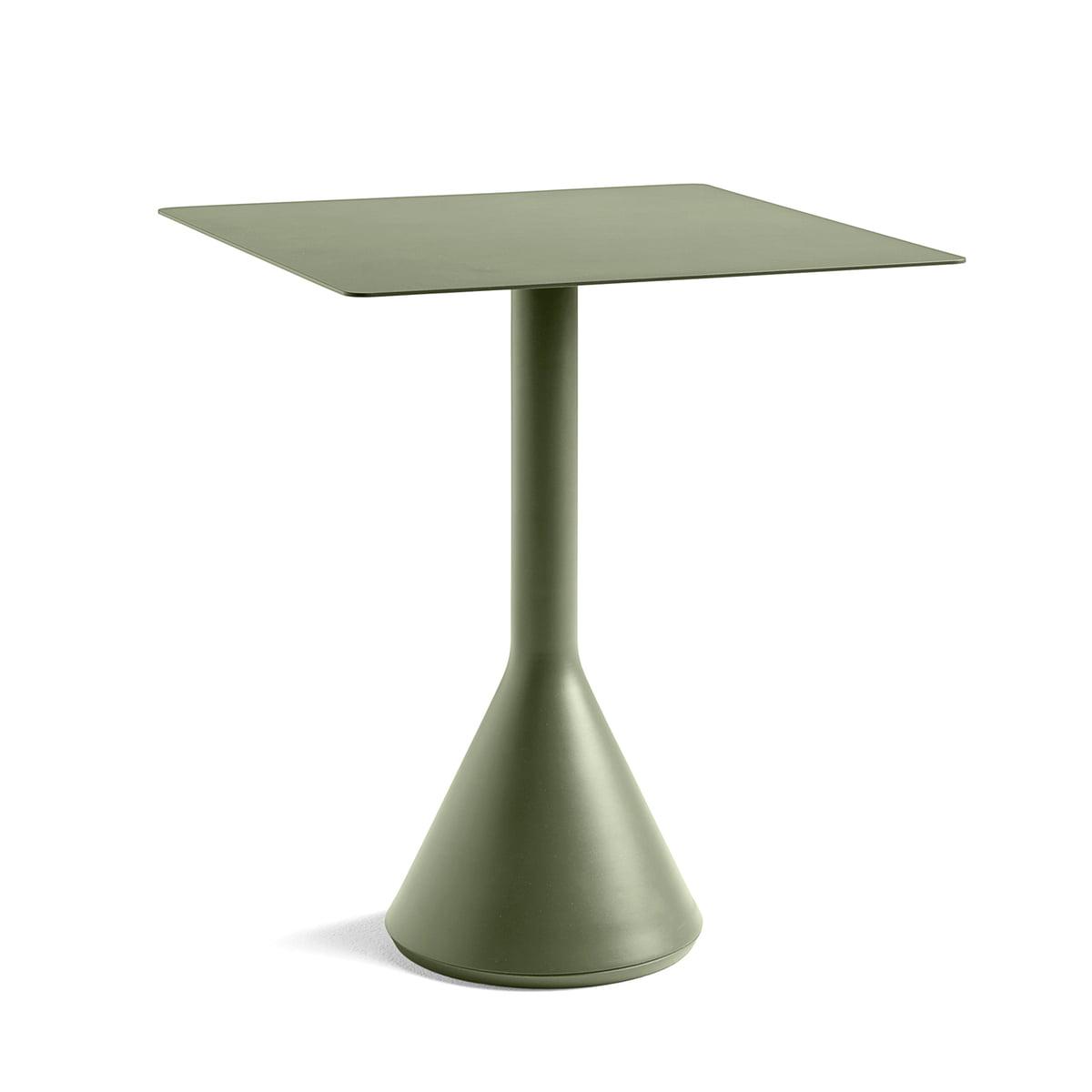 Table De Bistrot Palissade Cone Hay Connox