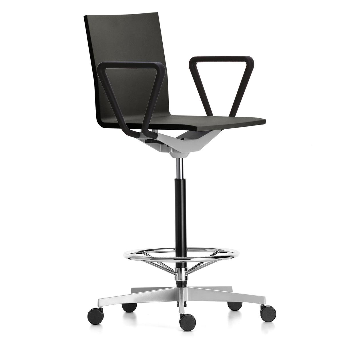 chaise de bureau pivotante 04 vitra connox. Black Bedroom Furniture Sets. Home Design Ideas
