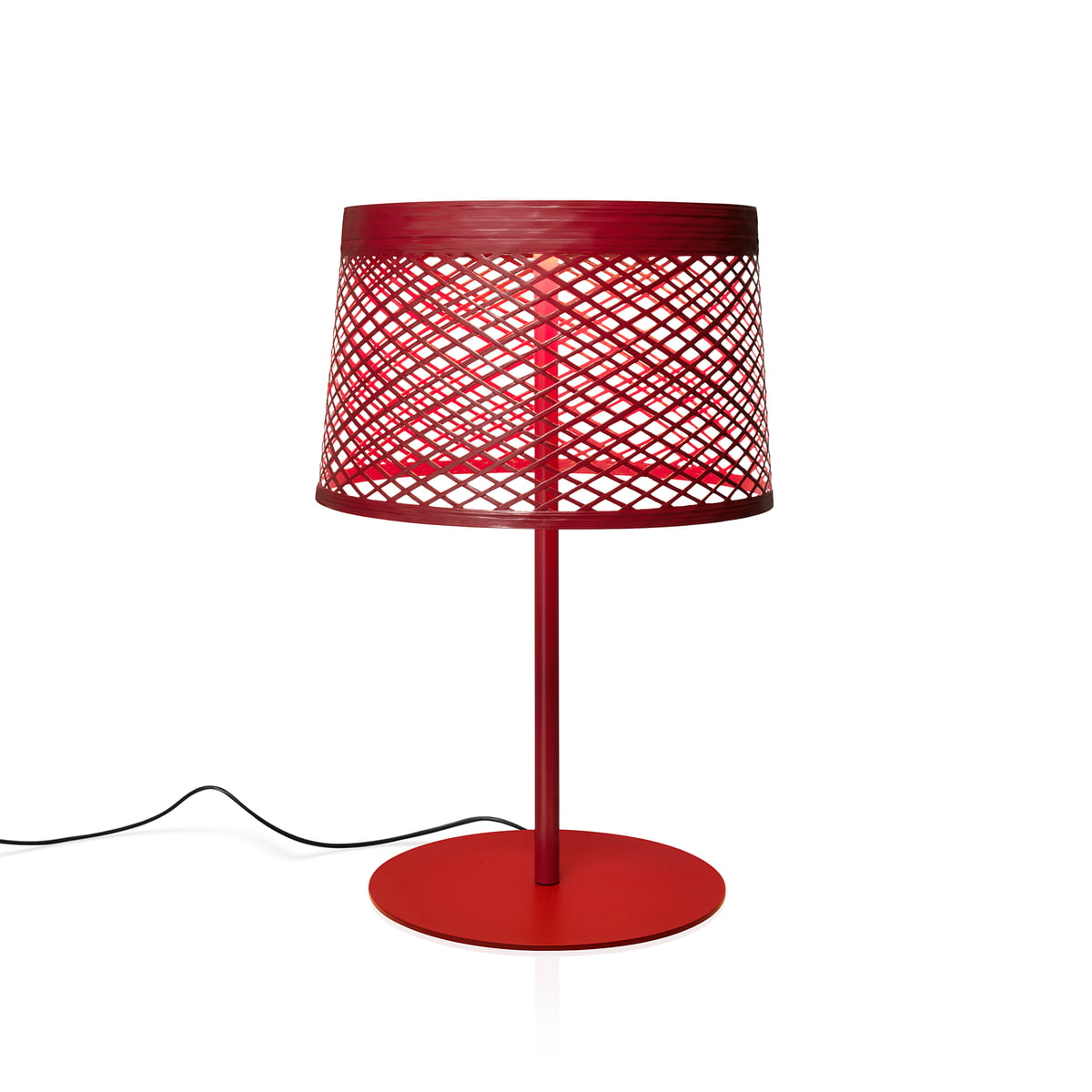 Twiggy LedCarmin Table Grid De Foscarini Lampe Xl dCBroxe