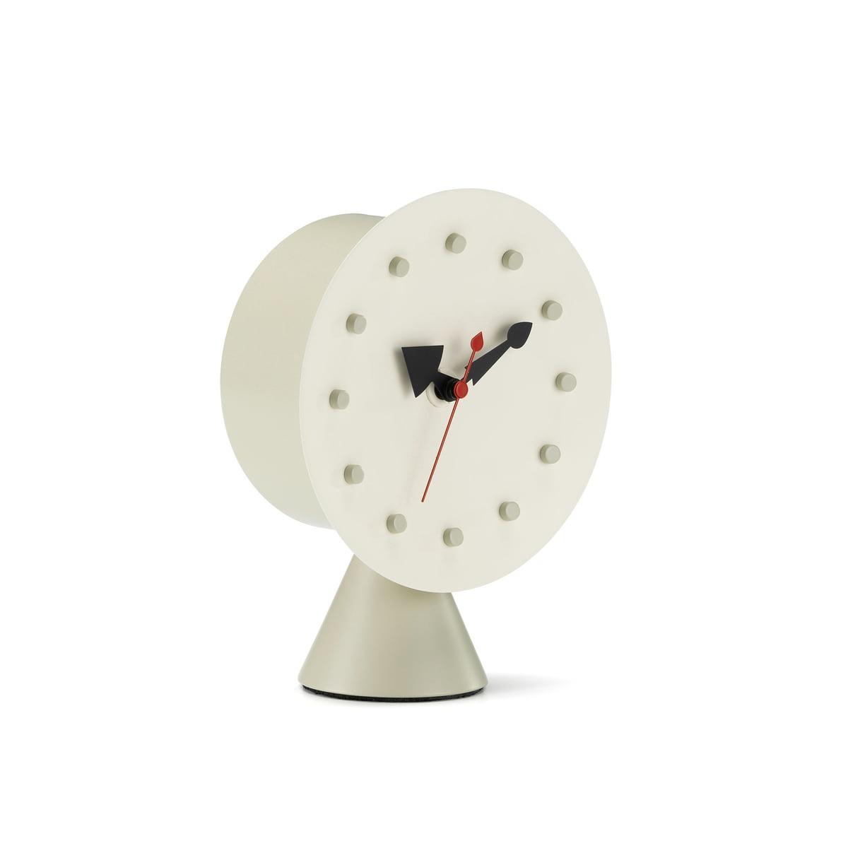 Horloge De Bureau Originale vitra - horloge de bureau à socle conique