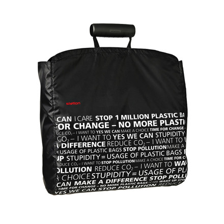 Shopper, noir - Statement
