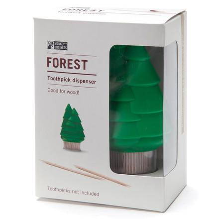 Monkey Business - Distributeur de cure-dent Forest - Emballage