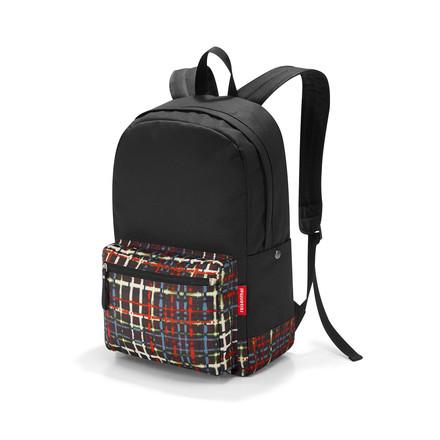 Reisenthel - Sac à dos rucksack2 avec motif Wool