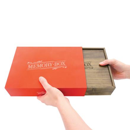 Boîte de rangement Memory de Luckies