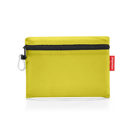Mini Maxi dufflebag de reisenthel en vert pomme