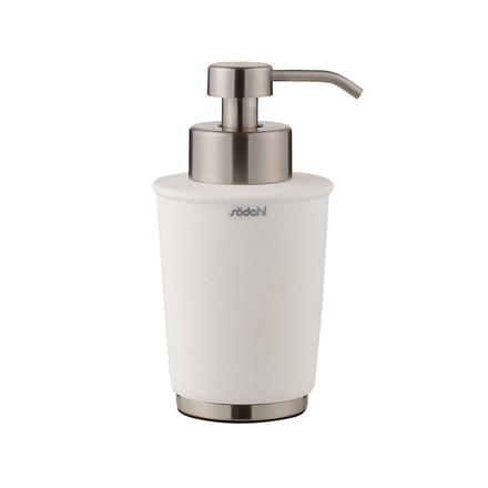 Distributeur de savon Touch de Södahl en blanc